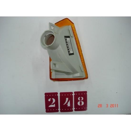 Lanterna Dianteira LE - Chevette - 86 - Ambar - Godks