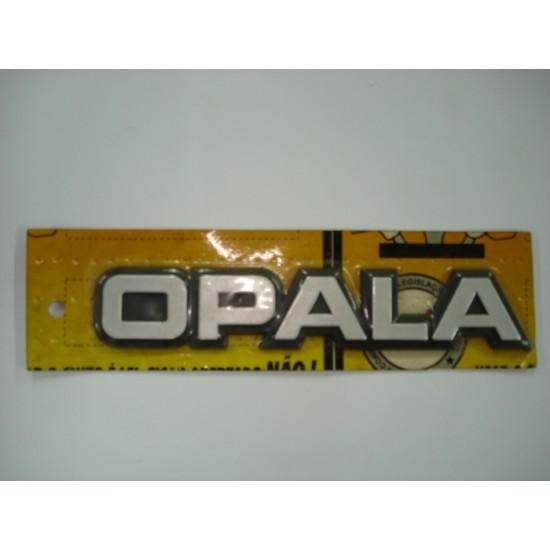 Emblema Opala Plástico