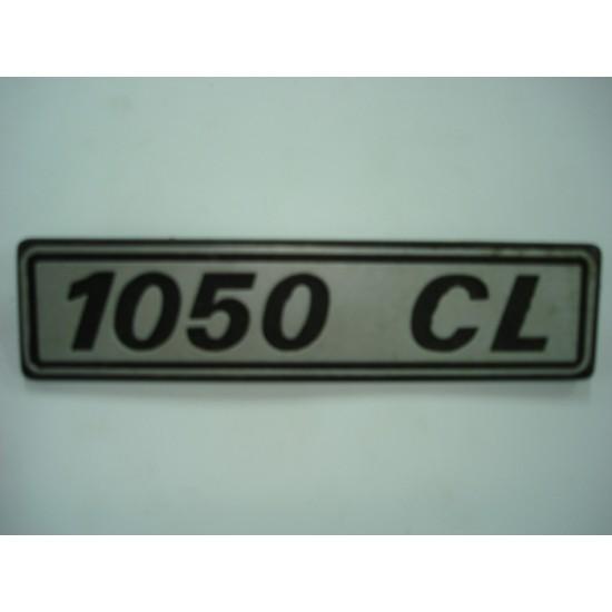 Emblema 1050 CL - Fiat 147