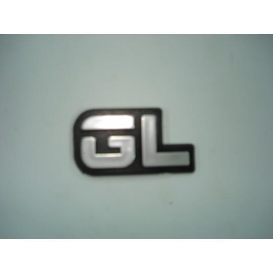 Emblema GL Plástico