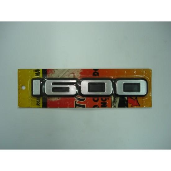 Emblema 1600 Plático