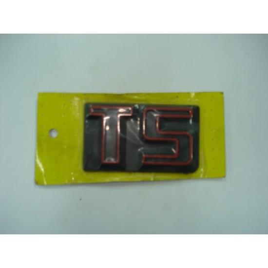 Emblema TS Plástico