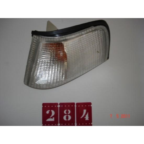 Lanterna Dianteira LE - Tempra 92-95 - Cristal - Godks