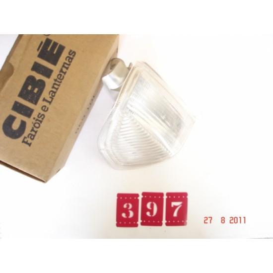 Lanterna Dianteira LD - Escort 84-86 - Cibié Cristal