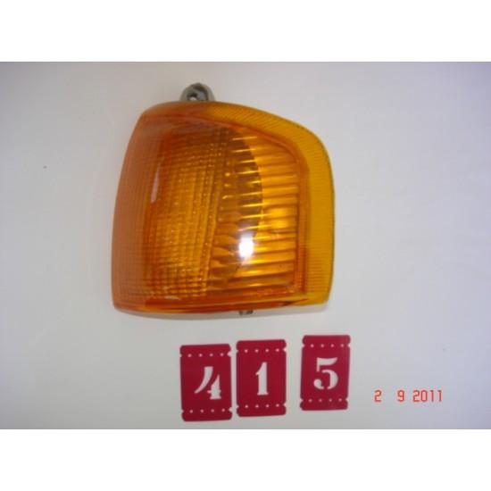 Lanterna Dianteira LE - Escort/Apolo/Verona 90/92 - Cofran Ambar