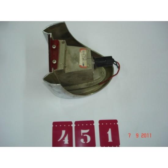 Lanterna Traseira Le - F75/rural 60/79 - Leão