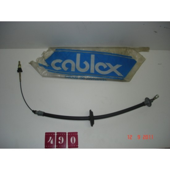 Cabo Embreagem - D10 84 Todos - Motor Perkins 4 Cil Diesel - Calex